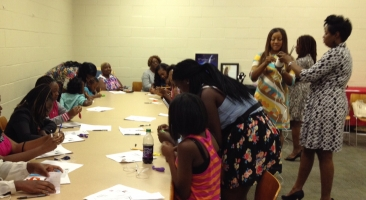 GEMS on Fire Pre- Back to School EMPOWERMENT Workshop – Chester,PA